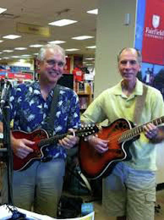 Attend a Sunday Soiree with Bob & Dave at the Fairfield University Bookstore. The 3 p.m. show is free. Photo: Contributed Photo / Fairfield Citizen