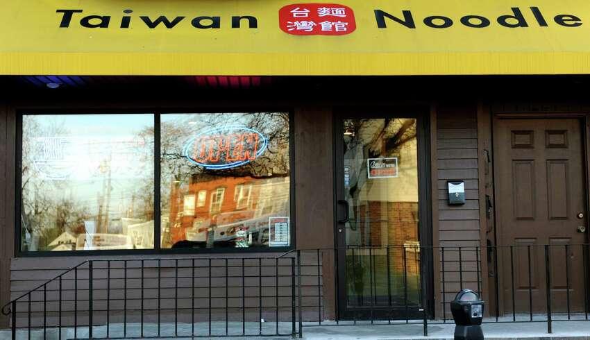 Taiwan Noodle on Saturday, Dec. 15, 2012, in Albany, N.Y. (Cindy Schultz / Times Union)