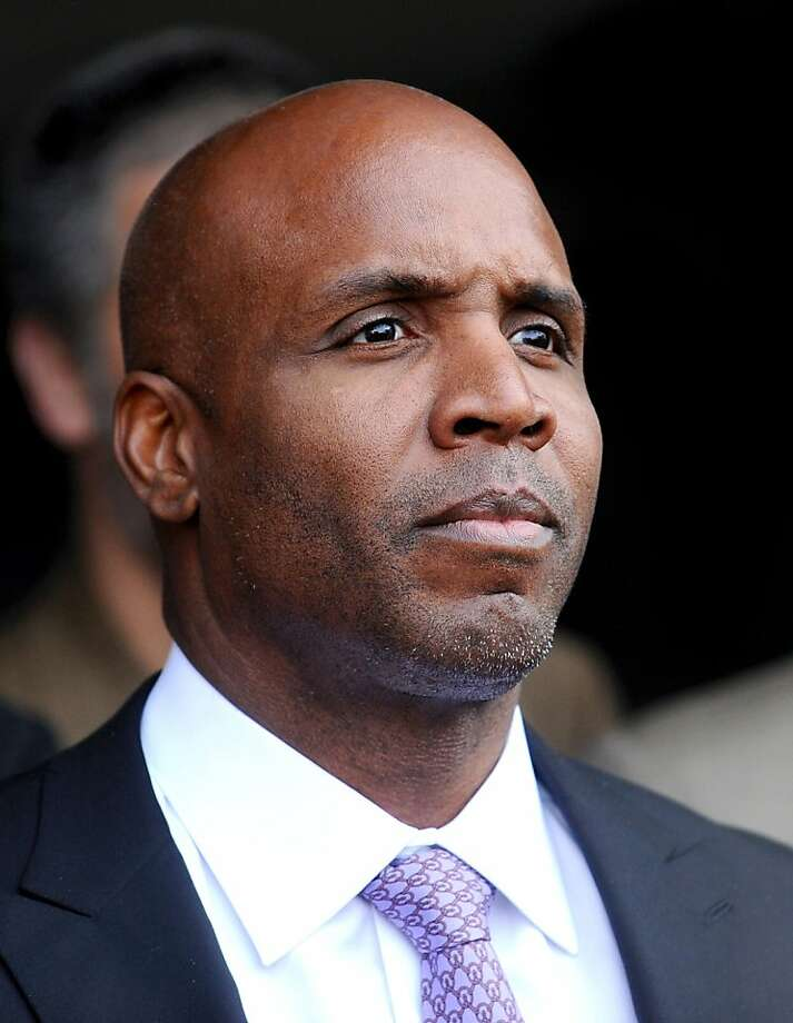 FILE - This April 13, 2011 file photo shows former baseball player Barry Bonds leaving federal court in San Francisco.  The sentencing of  Bonds will bring the federal government's nearly decade long investigation of a Northern California-based steroids ring to an anti-climactic end, barring an appeal.   Bonds is scheduled to be sentenced Friday, Dec. 16, 2011,  in San Francisco. Federal sentencing guidelines suggest a prison sentence of between 15 months and 21 months.  (AP Photo/Noah Berger, File) Photo: Noah Berger, Associated Press