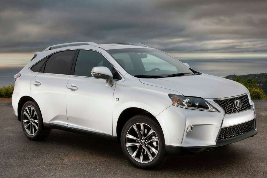 """Lexus RX 350What Forbes said: """"It remains roomy, comfortable and capable, offers a full range of high-tech and upscale features and comes powered by one of the best V6 engines in the industry.""""Source:Forbes Photo: Toyota Motor Sales U.S.A."""