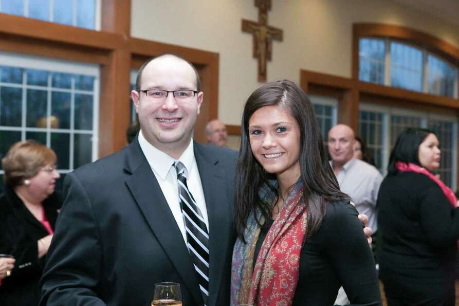 Were you Seen at Father Kevin Mullen's Annual Christmas Party at Siena College in Loudonville on T
