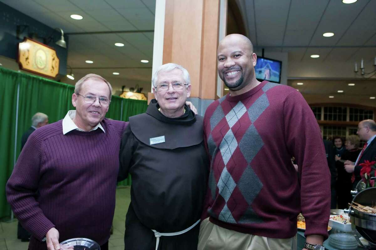 Were you Seen at Father Kevin Mullen's Annual Christmas Party at Siena College in Loudonville on Thursday, Dec. 20, 2012?