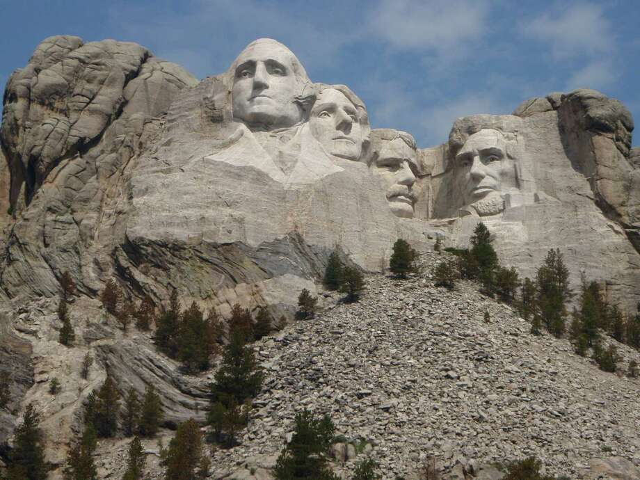If travel to the Bakken shale play isn't your thing, you can check out Mount Rushmore and other sites. / email from Betty Luman