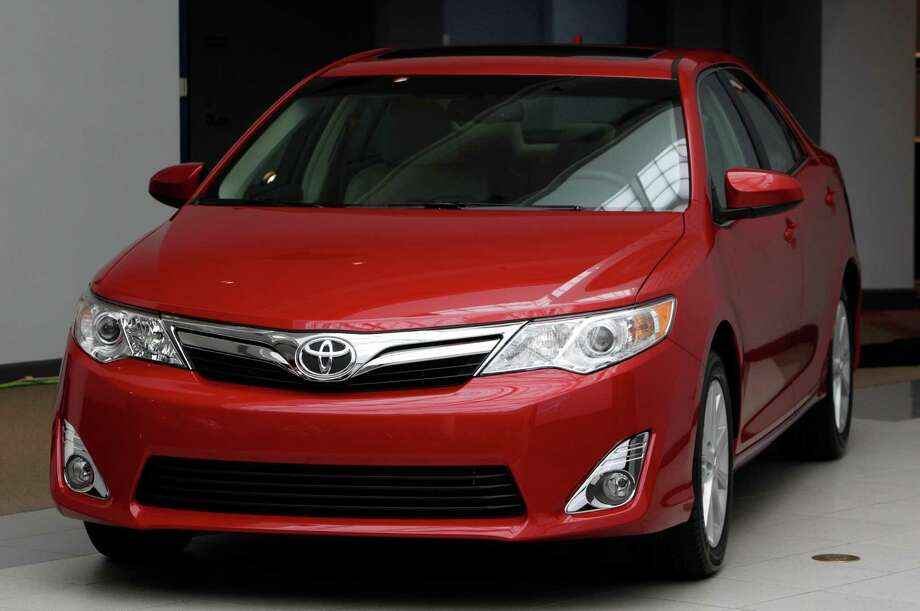 Ten other midsized sedans outperformed Toyota's Camry. Photo: Paul Sancya, STF / AP