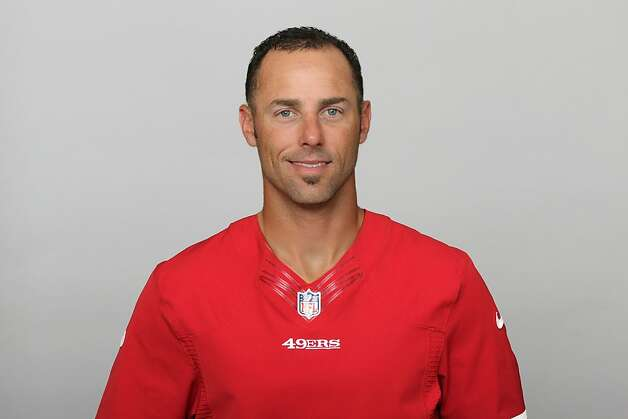 This is a 2012 photo of David Akers of the San Francisco 49ers NFL football team. This image reflects the San Francisco 49ers active roster as of Tuesday, June 12, 2012 when this image was taken. (AP Photo) Photo: Uncredited, ASSOCIATED PRESS
