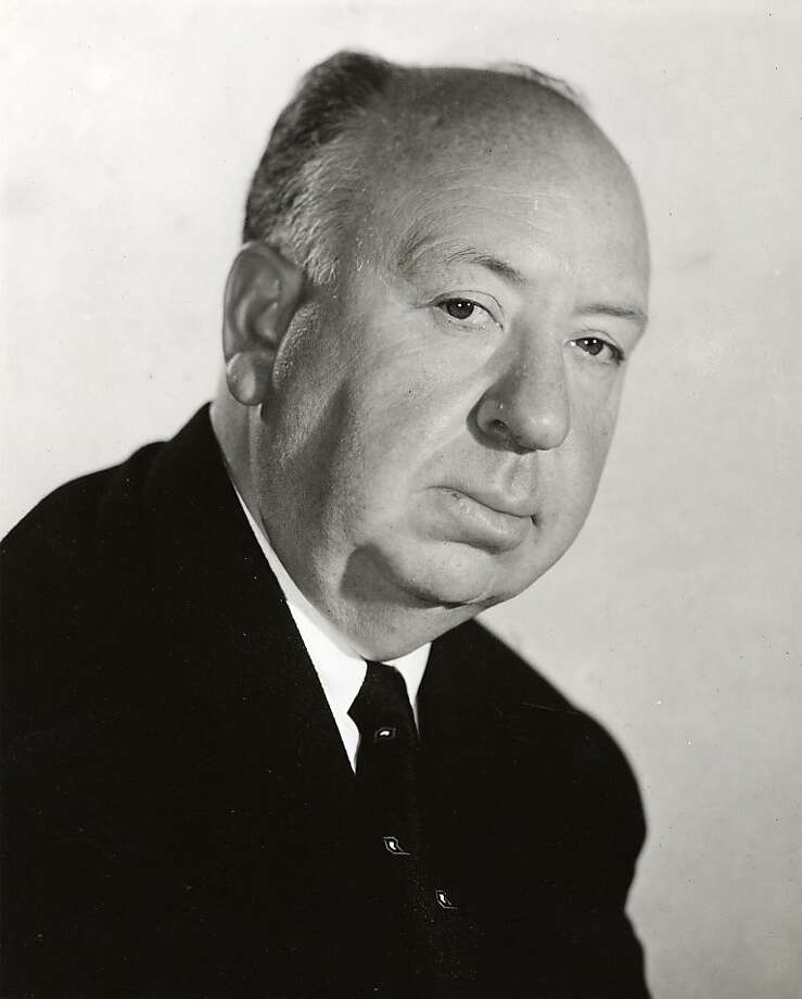 UC Berkeley Art Museum and Pacific Film Archive present films of Alfred Hitchcock. Photo: Handout, The Chronicle