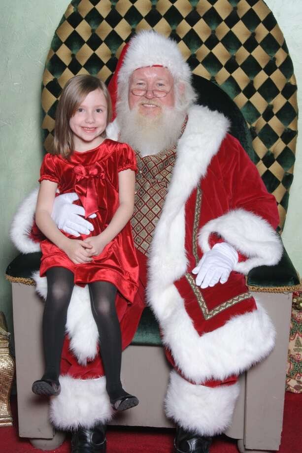 Practically grown up with Santa, 2012