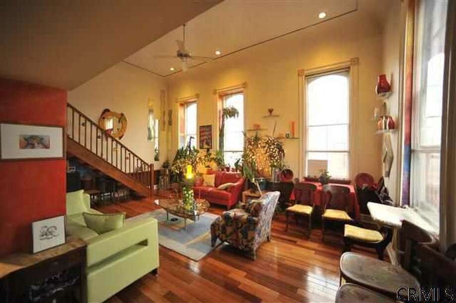 House of the Week: 206 North Pearl St., Albany   Realtor: Karan Hankinson at Roohan Realty   Discuss: Talk about this house Photo: Courtesy Photo