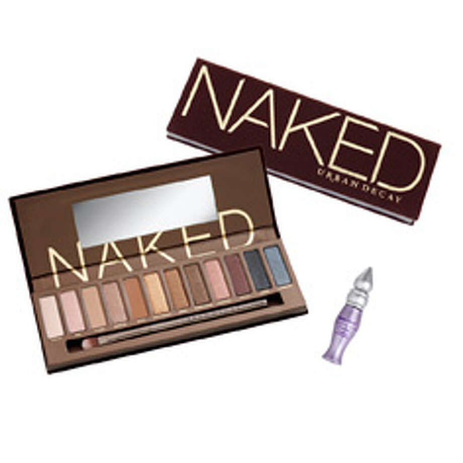 Urban Decay Naked eye palette, $50, Sephora.