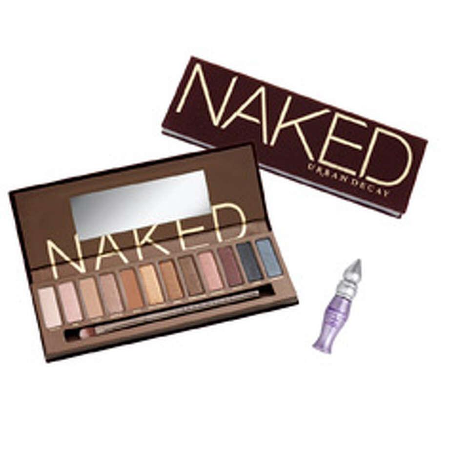 Urban Decay Naked eye palette, $50, Sephora.