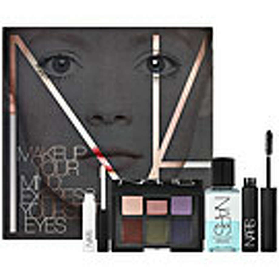 NARS Makeup Your Mind: Express Yourself Eyes $85.00 ($110 value). Sephora.