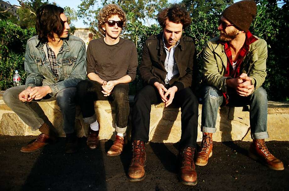 Dawes performs Sunday and Monday night at the Independent. Photo: Kevin Hays
