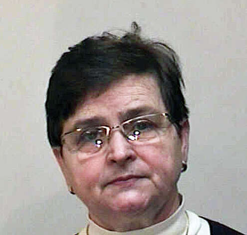 Police say Krystyna Gibek, 60, was running a large merchandise refund scam. Photo: Contributed Photo / Fairfield Citizen