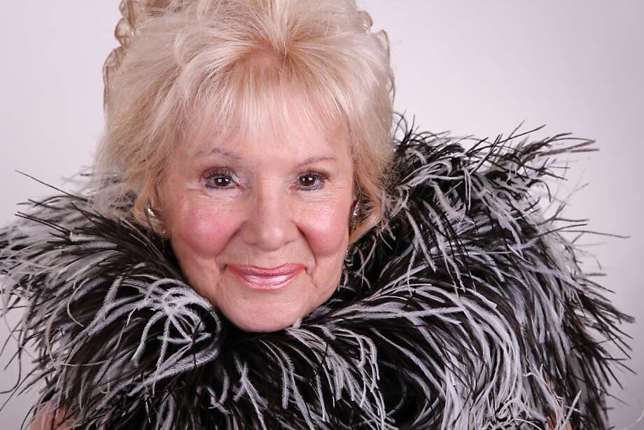 "India Adams, 85, will perform an autobiographical show in her cabaret debut at the Rrazz Room. She is billed as the ""secret singing star"" because of her movie dubbing work. Photo: Courtesy Indian Adams, Rrazz Room"