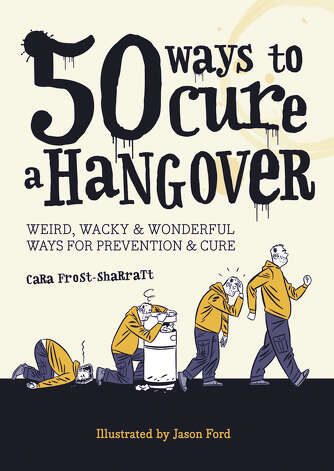 50 ways to cure a hangover bookcover Prinergy