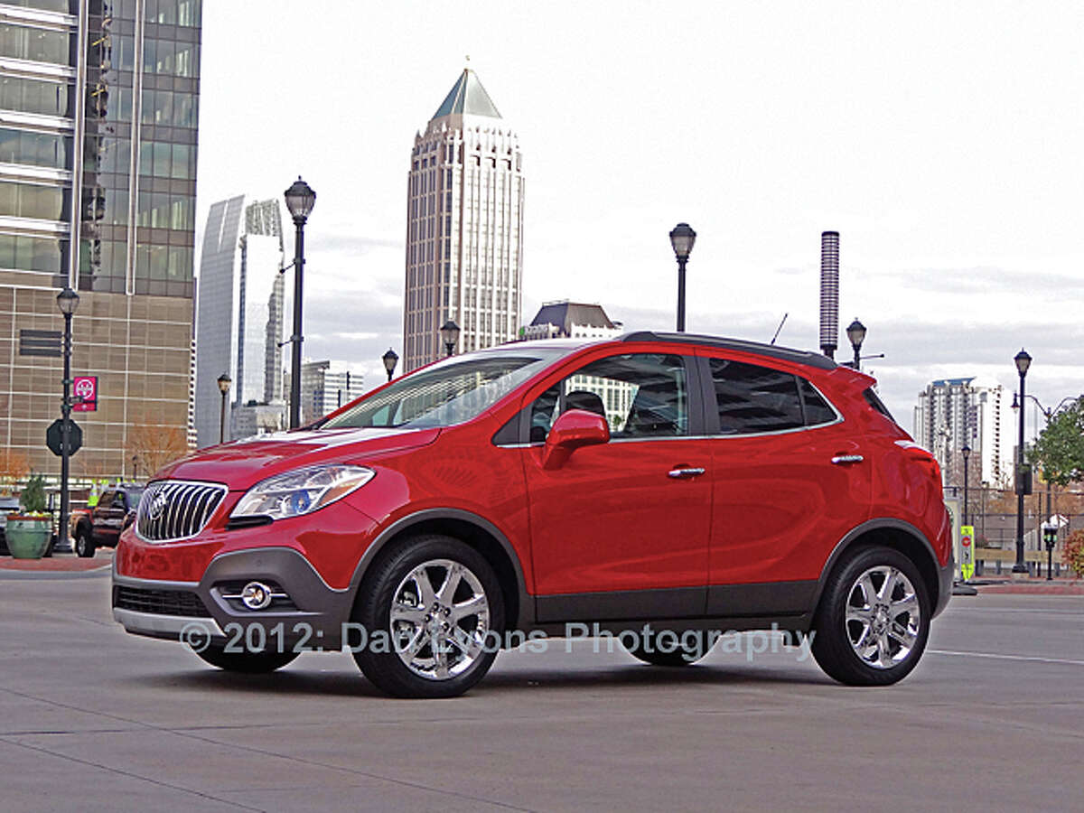 Contender: Buick Encore Starting price: $28,965 Source: Motor Trend