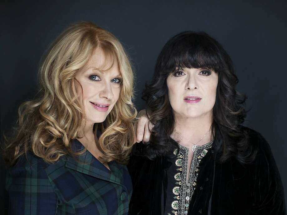 It took several years for Nancy (left) and Ann Wilson to get into the Rock and Roll Hall of Fame. Photo: Victoria Will, Associated Press
