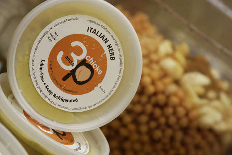 Jennifer Rittner-Paniccia's hummus, tapenade and salsa company has gained widespread local recognition in just 18 months. Find out how a lot of drive - and a lot of chickpeas - launched this business to its quick success here. Photo: Photos By Paul Barrett/Life@Home