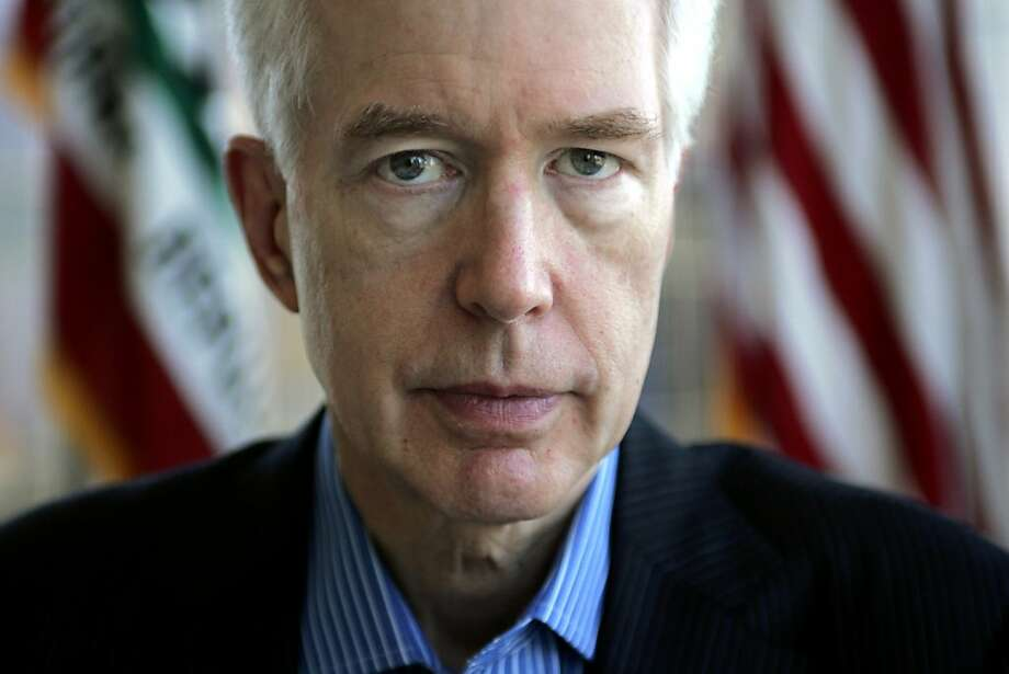 Former Gov. Gray Davis says the compensation of state employees is too high. Photo: Stefano Paltera, Special To The Chronicle