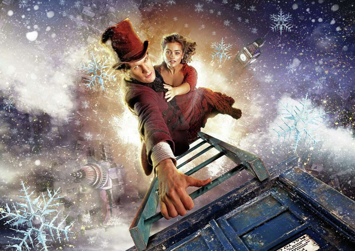"""BBC's long-running series """"Doctor Who"""" will present its 2012 holiday special, """"The Snowmen,"""" on BBC America at 8 p.m. on Christmas. It will introduce the Doctor's new companion, Clara (Jenna-Louise Coleman)."""