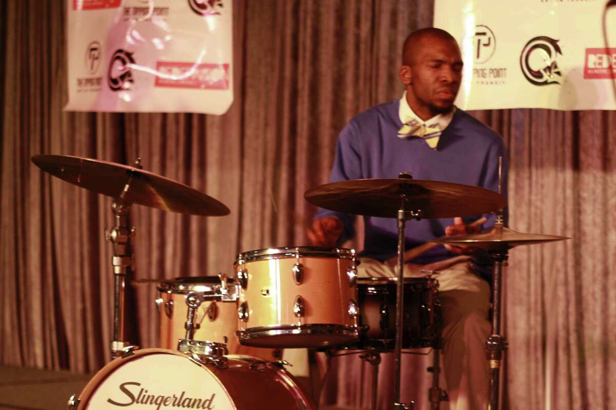 Reggie Quinerly returns to Houston each December for the Redefinition concert series.