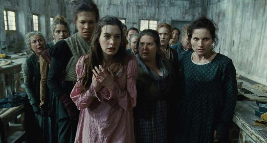 Anne Hathaway starred in 2012's 'Les Misérables,' the motion-picture adaptation of the beloved global stage sensation which was based off the book by Victor Hugo.   Photo: Photo Credit: Universal Pictures