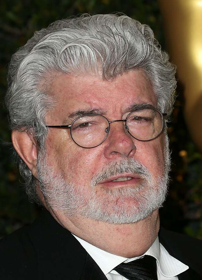 George Lucas received $4.06 billion in cash and stock. Photo: Frederick M. Brown, Getty Images