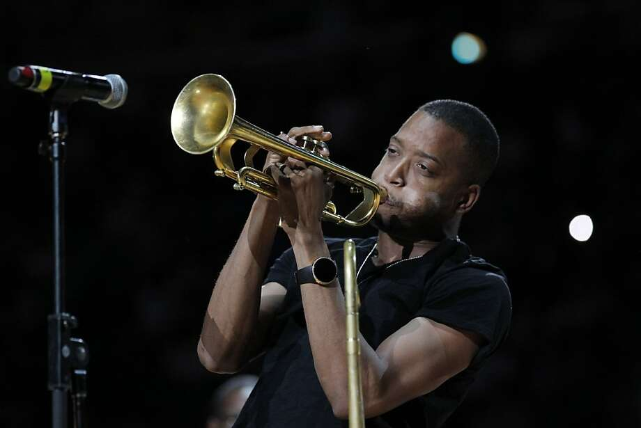 Trombone Shorty will perform at the Fillmore on New Year's Eve with his band Orleans Avenue. Photo: Bill Haber, Associated Press