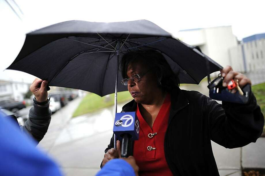Deitra Atkins, principal of Hoover, says the school was on brief lockdown in the morning after a threat was made. Photo: Michael Short, Special To The Chronicle