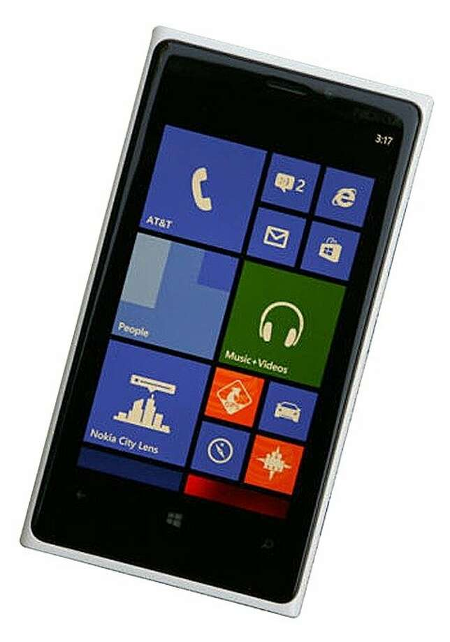 Nokia Lumia 920 Photo: Cnet Review