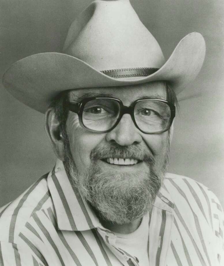 "Author and playwright Larry L. King, of ""The Best Little Whorehouse in Texas,  early 1970s"