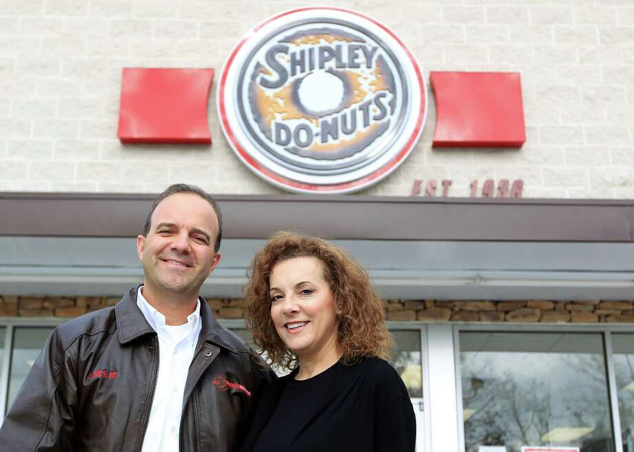 Lawrence Shipley III and his sister, Sharon Shipley, have a chain with 240 locations in six states. Photo: Karen Warren, Staff / © 2012 Houston Chronicle