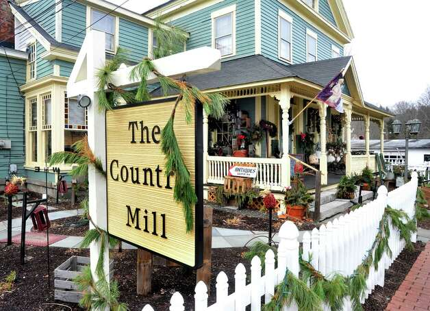 This is The Country Mill in Sandy Hook, Newtown Saturday, Dec. 22, 2012. Photo: Michael Duffy / The News-Times