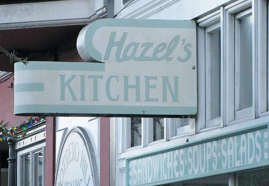 Hazel's Kitchen Photo: Stephanie Wright Hession