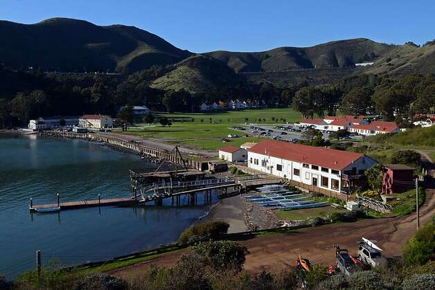 The Presidio Yacht Club at Fort Baker on December 19, 2012 in Sausalito, Calif. The National Park Service is interested in expanding the Marina and yacht club at Fort Baker to draw more people. on December 19, 2012 in Sausalito, Calif. Photo: Sean Havey, The Chronicle
