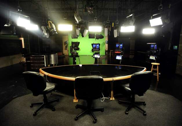 KFDM Channel 6 news anchor Bill Leger died Saturday, December 22, 2012, on Louisiana Highway 93 at approximately 1 a.m, according to Louisiana State Police.  Leger had been with KFDM since July of 1994 making this studio his home. Photo taken: Randy Edwards/The Enterprise