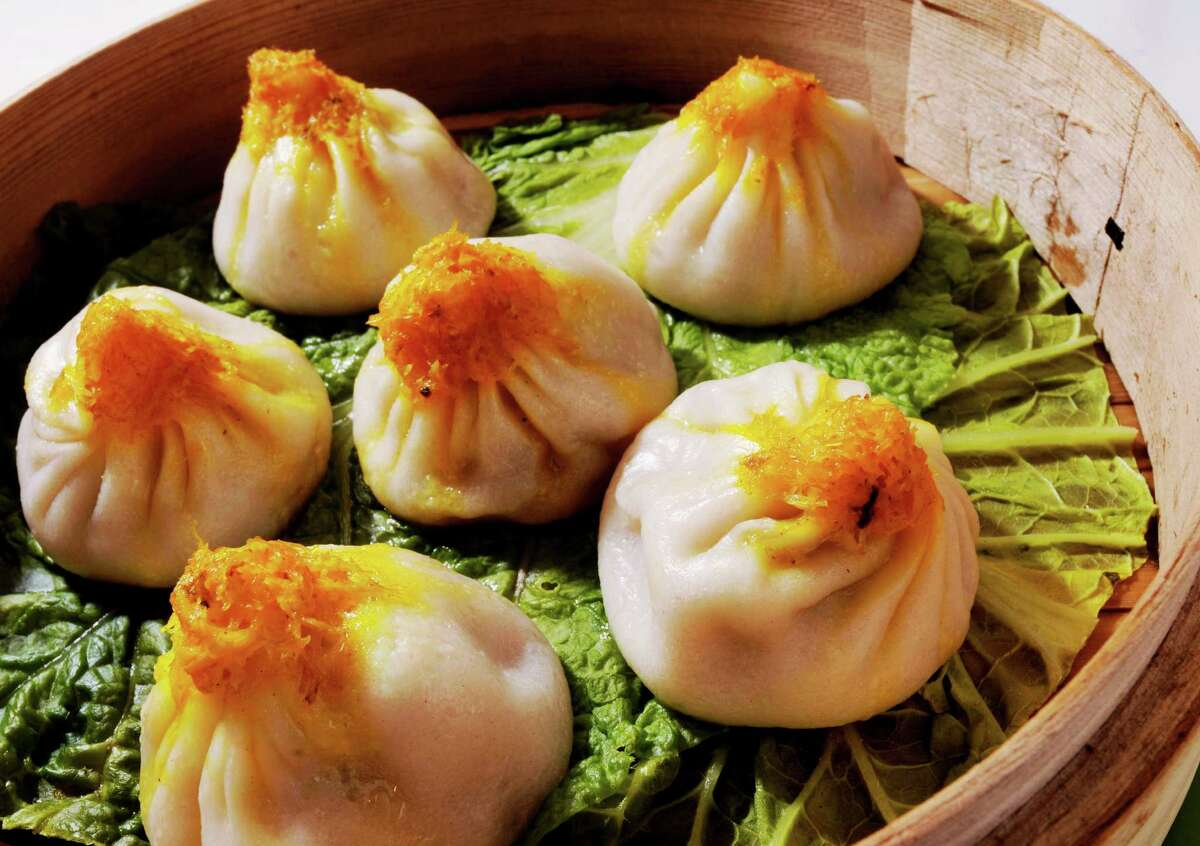 TIMES UNION FILE PHOTO Dumplings from Ala Shanghai in Latham.