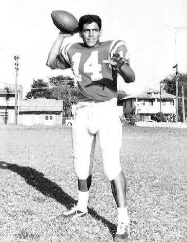 Vic Castillo, Brackenridge, 1962 Photo: Courtesy Photo