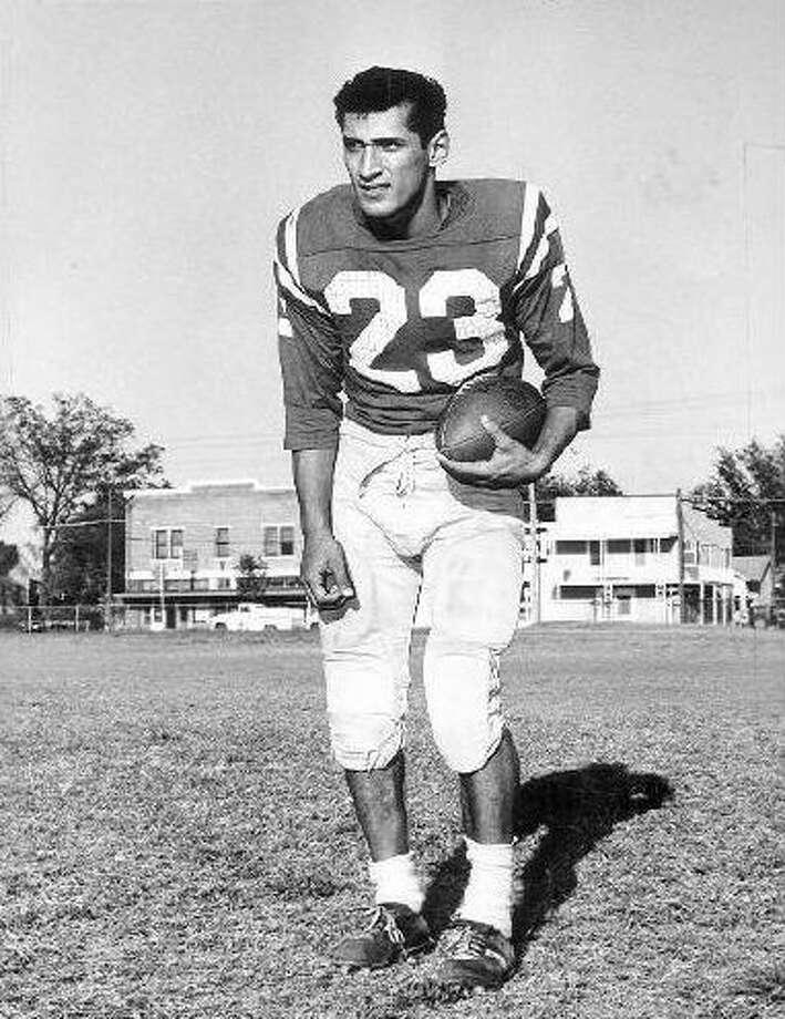 Pete Bautista, Brackenridge, 1962 Photo: Courtesy Photo