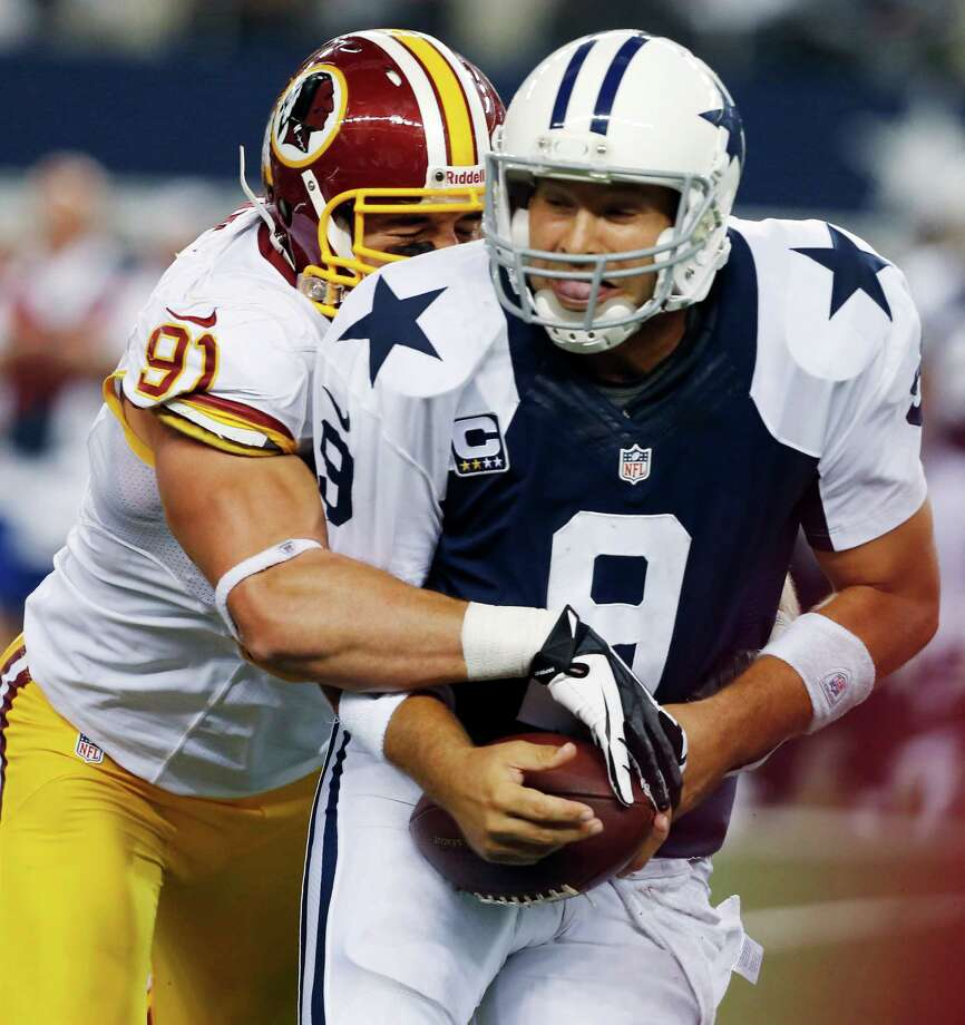 Although the Cowboys face the Saints this week, a rematch next week with the Redskins looms large with the NFC East title potentially in the balance. Photo: Jose Yau, MBO / The Waco Tribune-Herald