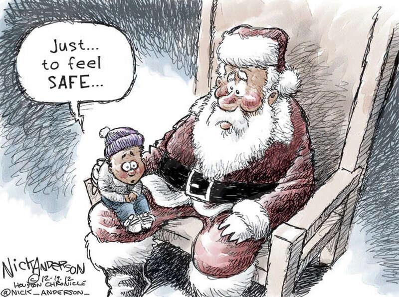 Wish list (Nick Anderson / Houston Chronicle)