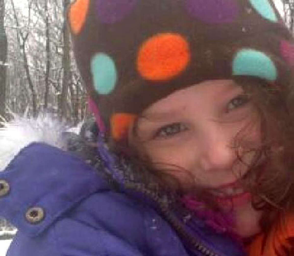 Charlotte Bacon died in the Sandy Hook Elementary School shooting in Newtown, Conn. on Friday, Dec. 14, 2012.