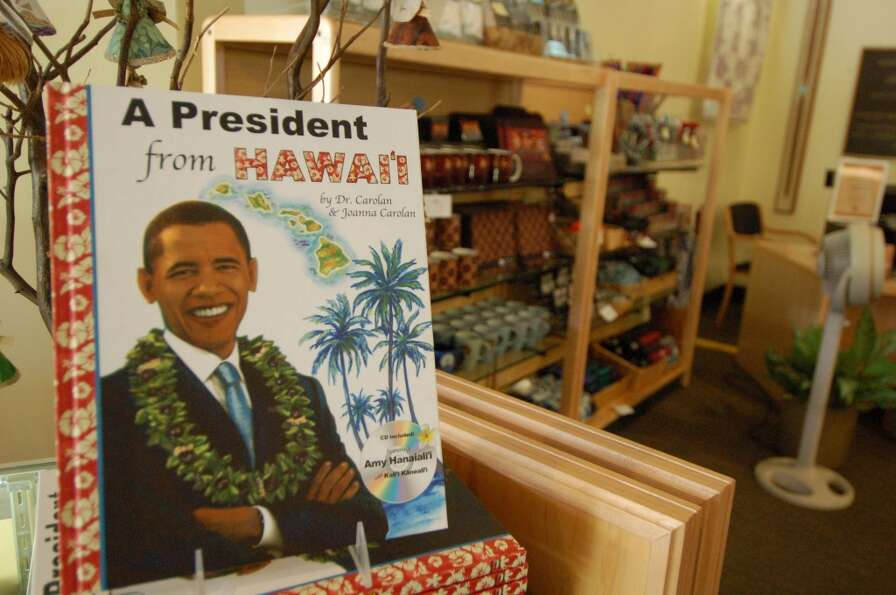 The president from Hawaii is back for Christmas vacation -- and a tribute to the late Sen. Daniel In