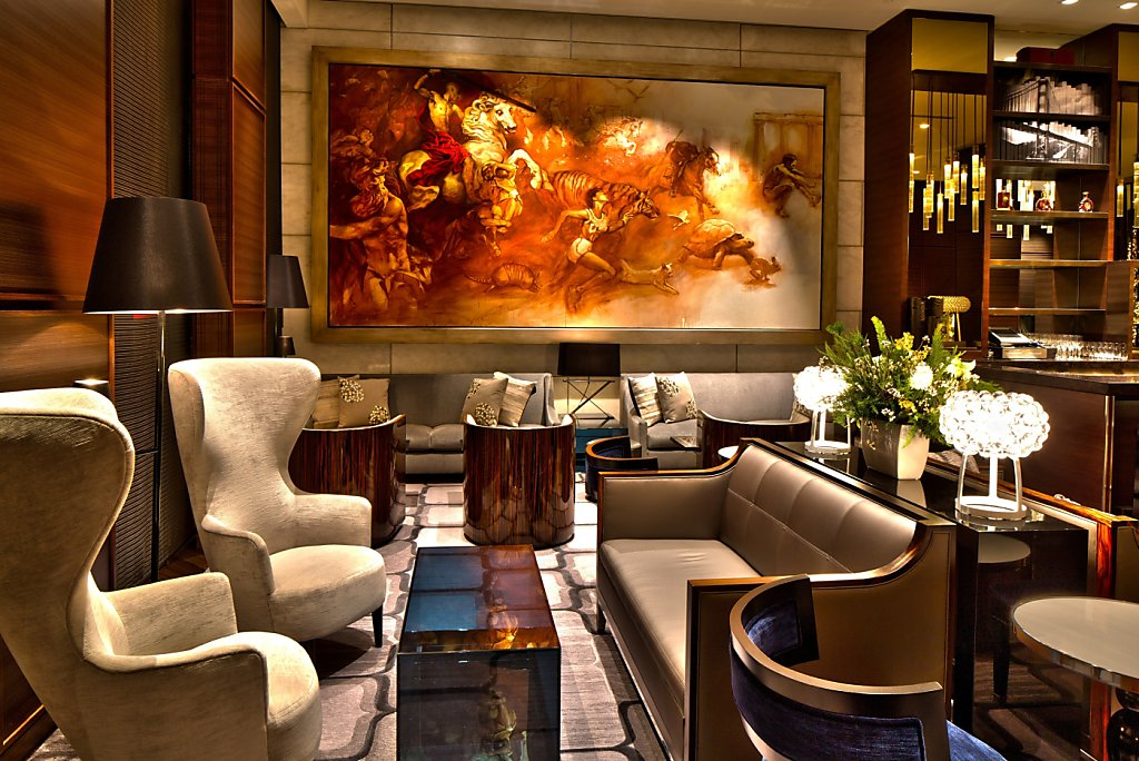 Hot Spot St Regis Lobby Lounge San Francisco Chronicle