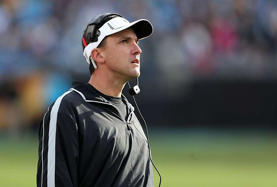 """I thought our defense played outstanding,"" Raiders head coach Dennis Allen said. ""Our defense kept us in the game. That was an explosive offense that we played."" Photo: Streeter Lecka, Getty Images"