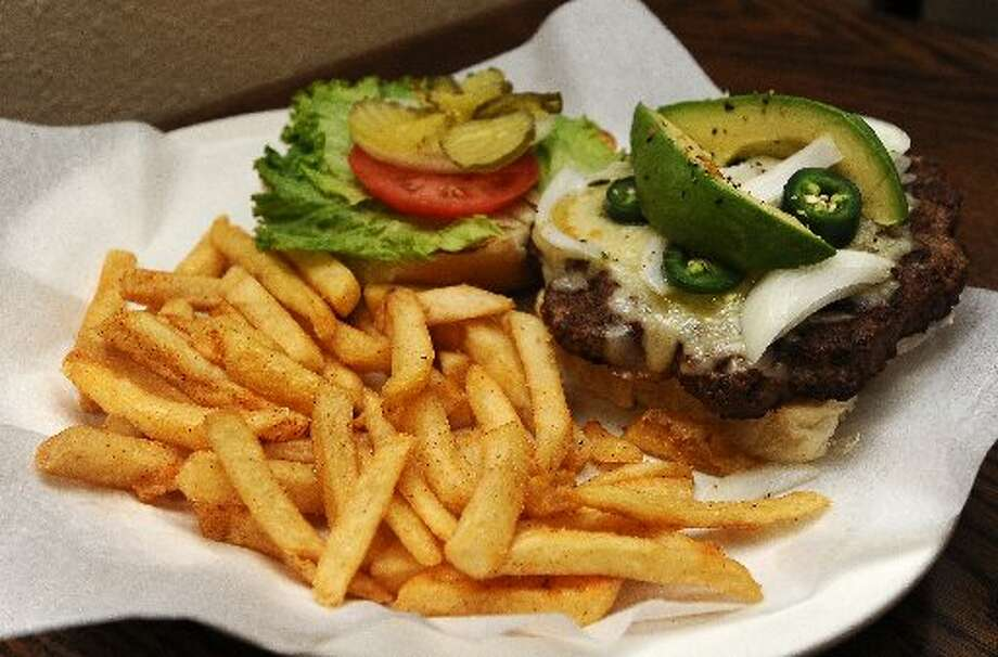 If you are a burger fan the Romero's Burger is your calling. Make sure you have napkins close because things will get messy with the fresh avocado over this juicy burger. I would recommend a glass of water if you don't think you can handle the very fresh and very spicy jalapenos. Randy Edwards/cat5
