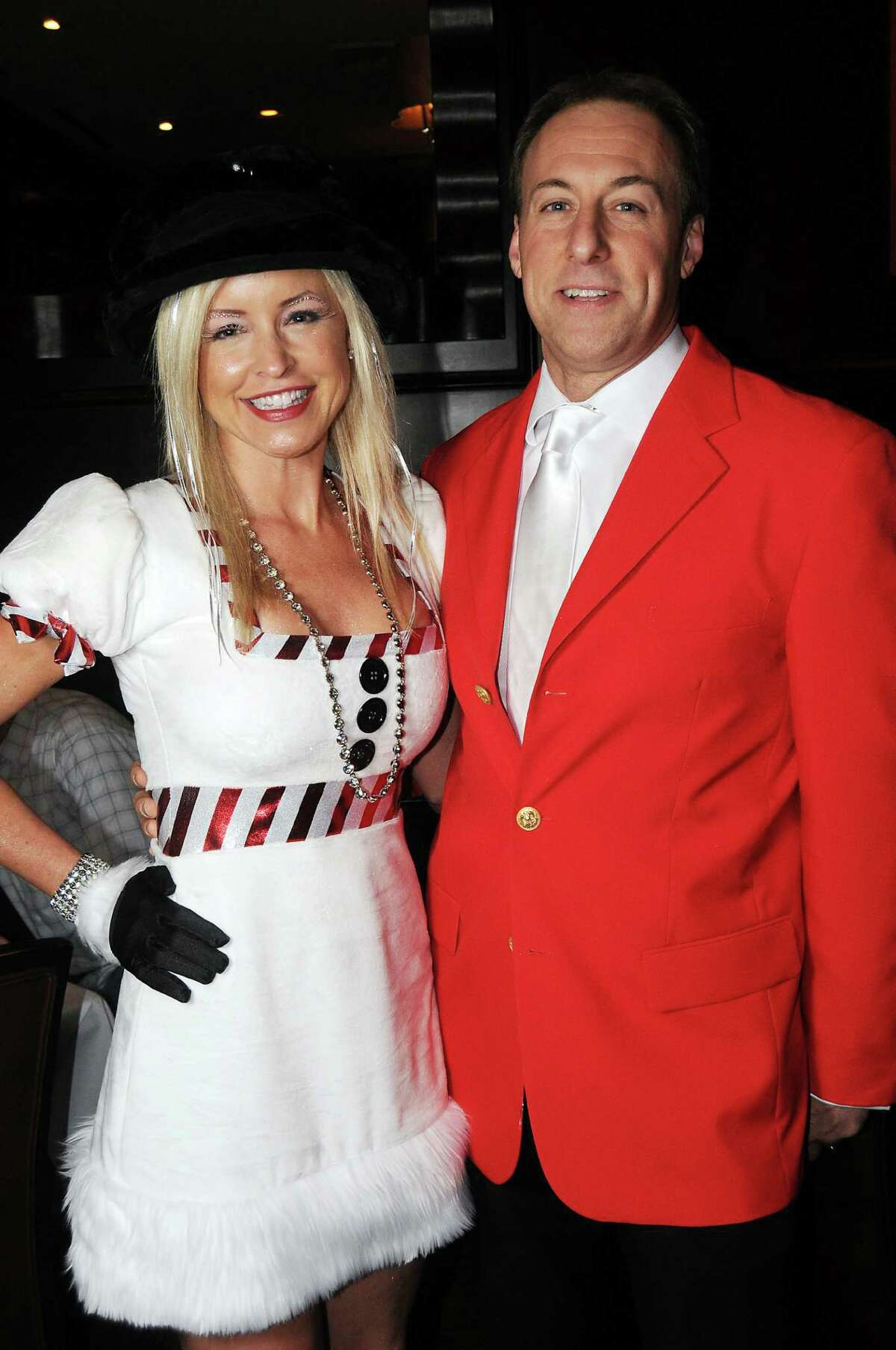 Owner Johnny Vasello and his wife, Kristine
