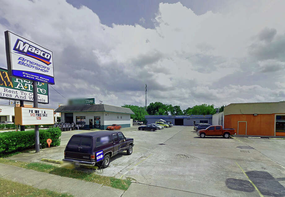 Site of shooting Dec. 24, 2012, at 5625 Bellaire Boulevard in Houston. Photo: Google Maps