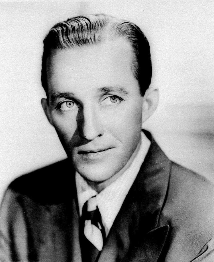 "Bing Crosby gave new meaning to The Beatles' ""Ob-La-Di Ob-La-Di."" Photo: HO / AP"
