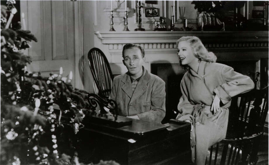 "Bing Crosby first sang ""White Christmas"" to Marjorie Reynolds in the 1942 film ""Holiday Inn."" / handout"
